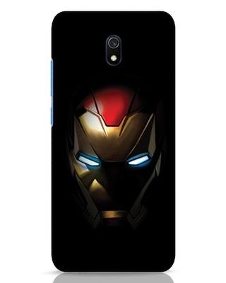 Shop Iron Man Shadows Xiaomi Redmi 8A Dual Mobile Cover-Front