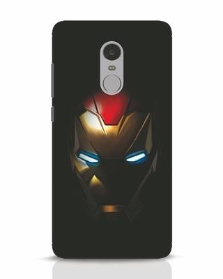 Shop Iron Man Shadows Xiaomi Redmi Note 4 Mobile Cover-Front