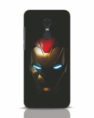 Shop Iron Man Shadows Xiaomi Redmi Note 5 Mobile Cover-Front