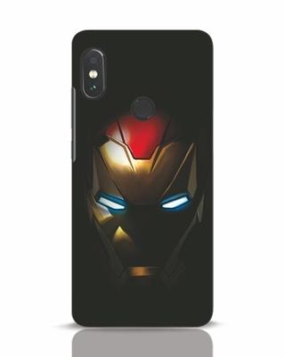 Shop Iron Man Shadows Xiaomi Redmi Note 5 Pro Mobile Cover-Front