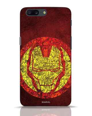 Shop Ironman Collage OnePlus 5 Mobile Cover (AVL)-Front