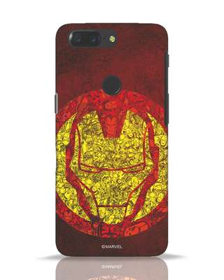 Shop Ironman Collage OnePlus 5T Mobile Cover (AVL)-Front