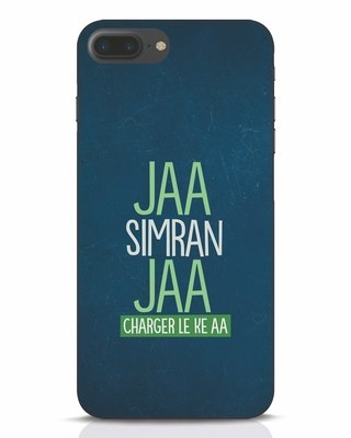 Shop Jaa Slmran Jaa Charger Le Ke Aa iPhone 7 Plus Mobile Cover-Front