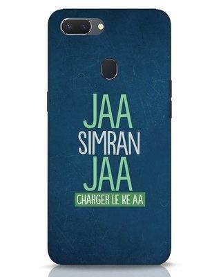 Shop Jaa Slmran Jaa Charger Le Ke Aa Realme 2 Mobile Cover-Front