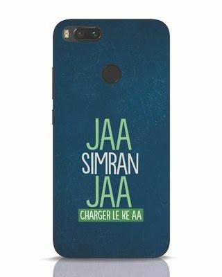 Shop Jaa Slmran Jaa Charger Le Ke Aa Xiaomi Mi A1 Mobile Cover-Front