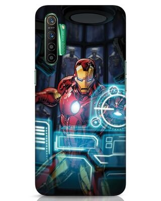 Shop Jarvis Realme X2 Mobile Cover (AVL)-Front