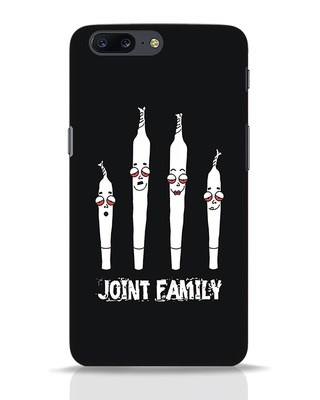 Shop Joint Family OnePlus 5 Mobile Cover-Front