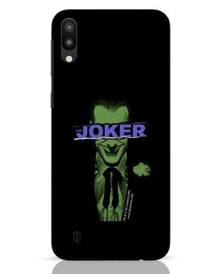 Shop Joker Torn Samsung Galaxy M10 Mobile Cover (BML)-Front