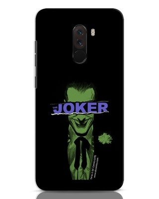 Shop Joker Torn Xiaomi POCO F1 Mobile Cover (BML)-Front