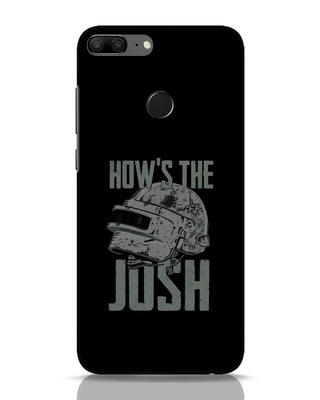 Shop Josh Pubg Huawei Honor 9 Lite Mobile Cover-Front