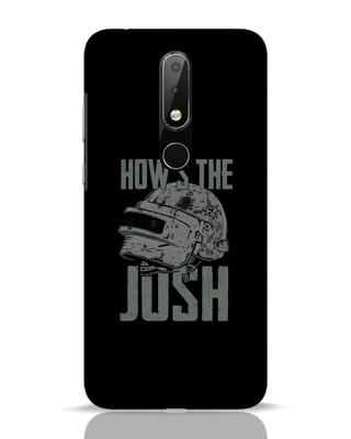 Shop Josh Pubg Nokia 6.1 Plus Mobile Cover-Front