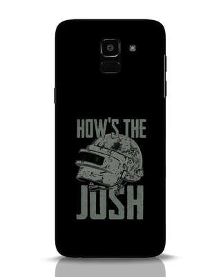 Shop Josh Pubg Samsung Galaxy J6 Mobile Cover-Front