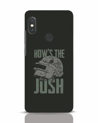 Shop Josh Pubg Xiaomi Redmi Note 5 Pro Mobile Cover-Front