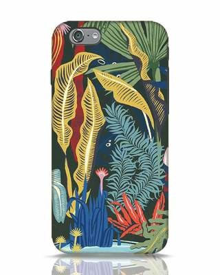 Shop Jungle Print iPhone 6 Mobile Cover-Front
