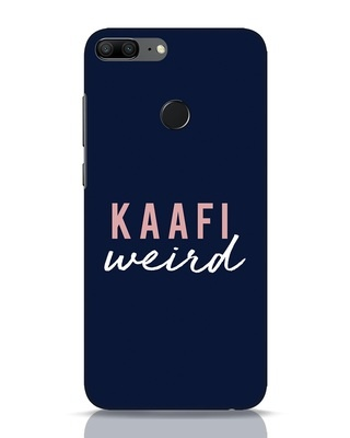 Shop Kaafi Weird Huawei Honor 9 Lite Mobile Cover-Front