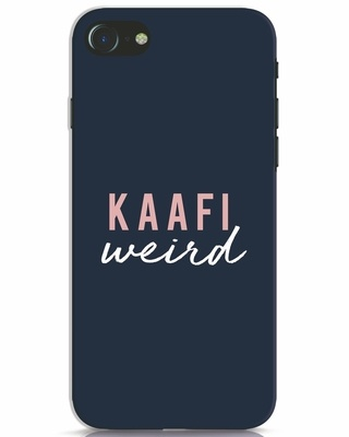 Shop Kaafi Weird iPhone 8 Mobile Cover-Front