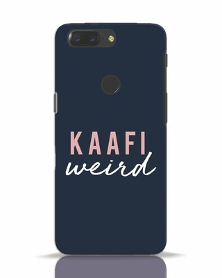 Shop Kaafi Weird OnePlus 5T Mobile Cover-Front