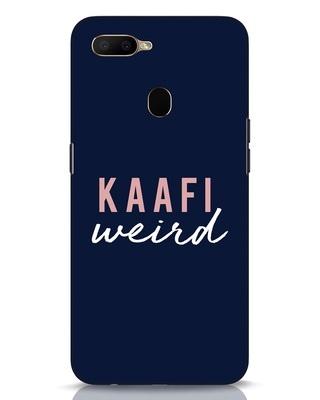 Shop Kaafi Weird Oppo A5s Mobile Cover-Front