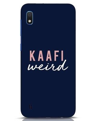 Shop Kaafi Weird Samsung Galaxy A10 Mobile Cover-Front