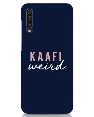 Shop Kaafi Weird Samsung Galaxy A50 Mobile Cover-Front