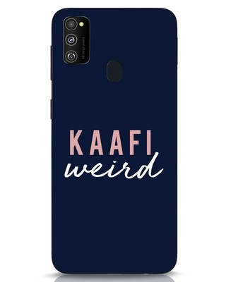 Shop Kaafi Weird Samsung Galaxy M30s Mobile Cover-Front