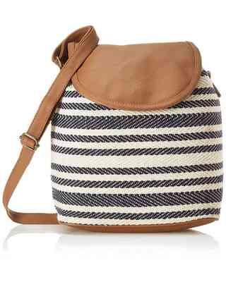 Shop Kanvas Katha Women and Girls Crossbody Sling Bag-Front