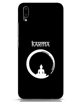 Shop Karma Cycle Vivo V11 Pro Mobile Cover-Front