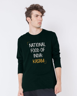 Shop Kasam Full Sleeve T-Shirt-Front