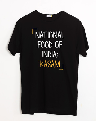 Shop Kasam Half Sleeve T-Shirt-Front