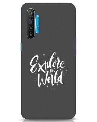 Shop Keep Exploring Realme XT Mobile Cover-Front