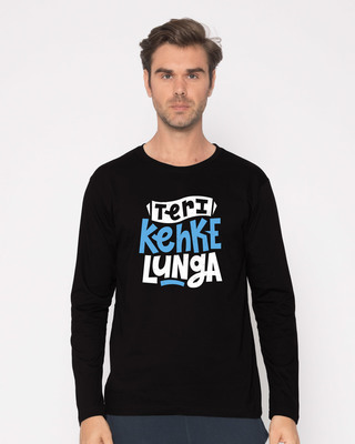 Shop Kehke Lunga Full Sleeve T-Shirt-Front