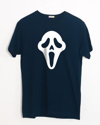 Buy Killer Mask Half Sleeve T-Shirt (GID) Online India @ Bewakoof.com