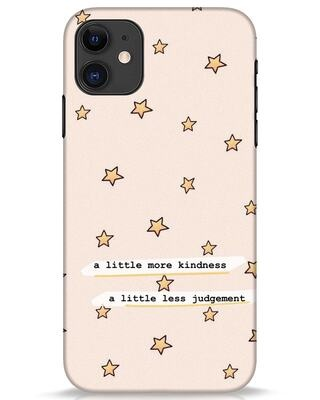 Shop Kind Judge iPhone 11 Mobile Cover-Front