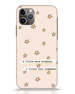 Shop Kind Judge iPhone 11 Pro Mobile Cover-Front