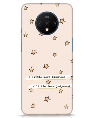 Shop Kind Judge OnePlus 7T Mobile Cover-Front