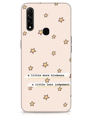 Shop Kind Judge Oppo A31 Mobile Cover-Front