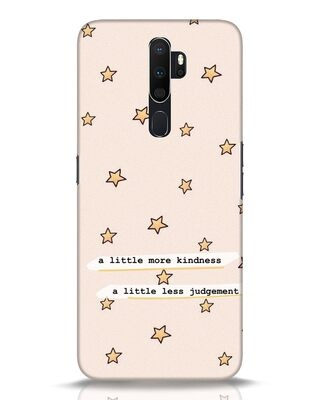 Shop Kind Judge Oppo A5 2020 Mobile Cover-Front
