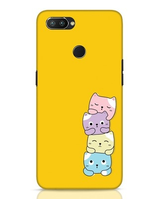 Shop Kitty Cats Realme 2 Pro Mobile Cover-Front