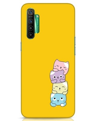 Shop Kitty Cats Realme X2 Mobile Cover-Front