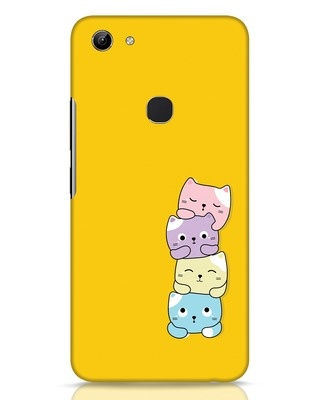 Shop Kitty Cats Vivo Y81 Mobile Cover-Front