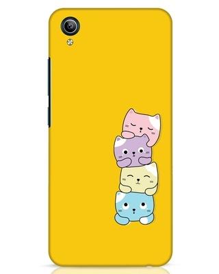 Shop Kitty Cats Vivo Y91i Mobile Cover-Front
