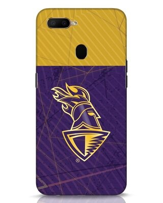 Shop Kkr Color Block Oppo A5s Mobile Cover-Front