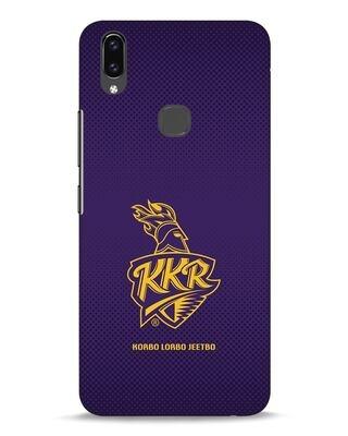 Shop Kkr Logo Gradient Vivo V9 Mobile Cover-Front