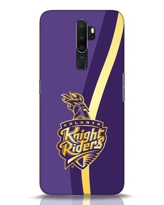 Shop Knight Riders Gradient Oppo A5 2020 Mobile Cover-Front