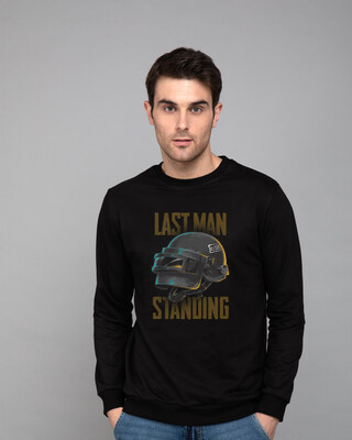 Shop Last Man Standing Fleece Sweaters-Front