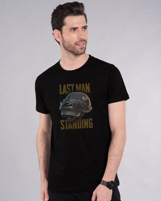 Shop Last Man Standing Half Sleeve T-Shirt-Front