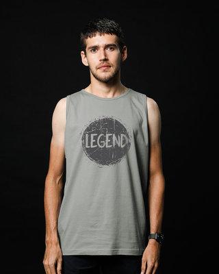 Shop Legend Dark Vest-Front