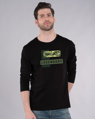 Shop Legendary Colours Full Sleeve T-Shirt-Front
