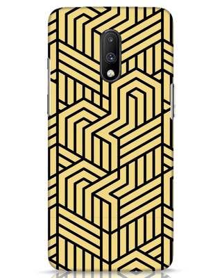 Shop Lemon Drop Pattern OnePlus 7 Mobile Cover-Front