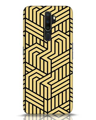 Shop Lemon Drop Pattern Oppo A5 2020 Mobile Cover-Front